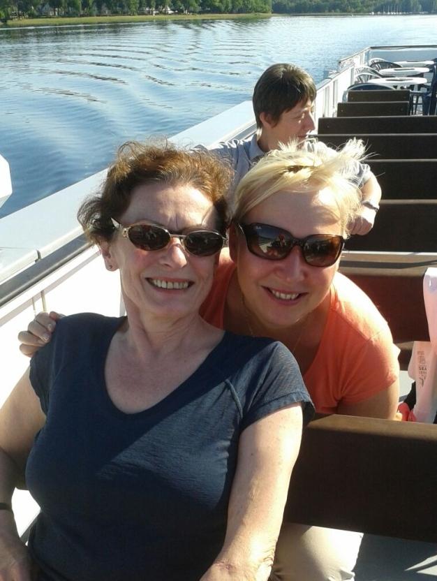 Auf dem Boot